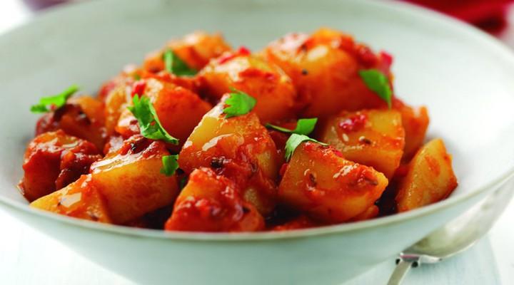 Indian Potato Bites
