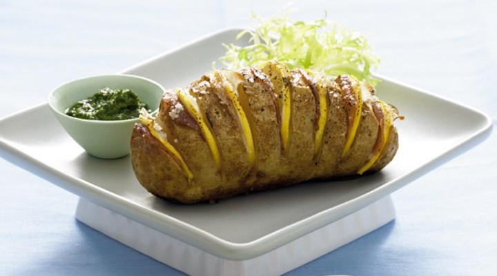Potato Accordions