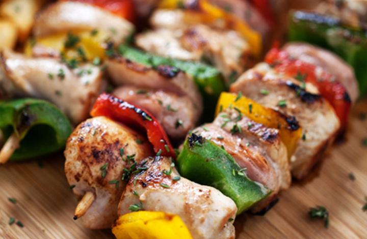 red skin kebabs