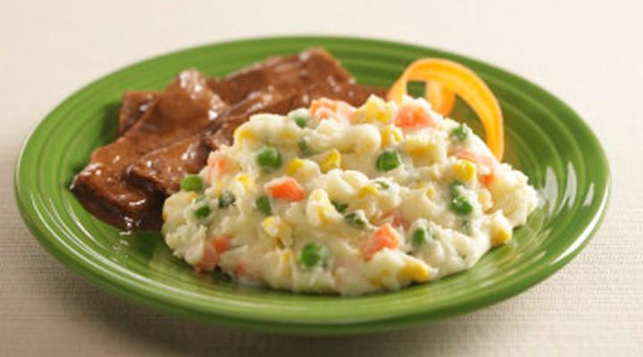 Veggie Mashed Potatoes